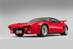 De Tomaso Pantera GT5 for Classic Cars magazine